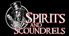 10pm | Spirits and Scoundrels Ghost Tour | Savannah Ghost Tours | Haunted Savannah Tours | Walking Ghost Tours in Savannah GA