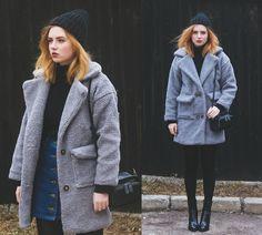 Kristina M. - The gray garb.