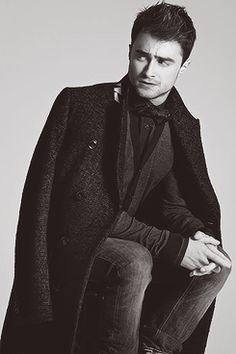 Daniel Radcliffe do you smell something weird?