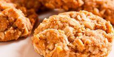 GALLETAS DE AVENA, con frambuesas, arándanos secos, miel, nueces, canela... Mmmm