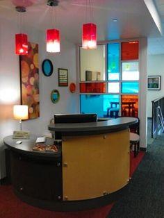 Modern Office Decor- Greater Atlanta Christian School