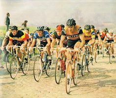 Eddy Merckx, Roger de Vlaeminck Ronde van Vlaanderen (Tour of Flanders) –1974