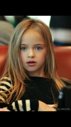 Is Kristina Pimenova the Most Beautiful Girl in the World? Beautiful Little Girls, The Most Beautiful Girl, Cute Little Girls, Beautiful Children, Beautiful Eyes, Beautiful Babies, Cute Kids, Little Girl Models, Child Models