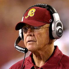 Joe Gibbs  Former Head Coach of the Washington.  Winningest coach in Redskins' history.  Redskins Coach 1981-1992; 2004-2007.  NFL Coach of the Year 1982, 1983, and 1991.  Hall of Fame Inductee 1996.  Won 3 Super Bowls in 1982, 1987, and 1991.