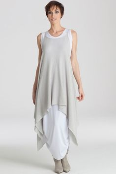 Rough Luxe Lifestyle, Fun Fabulous Clothes for those over 50 Planet Honeycomb Jumper in Pearl Grey
