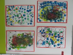 Amazing blog for teaching art in cycle 1!