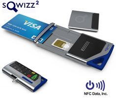 Après le mobile à tout faire http://lecollectif.orange.fr/gadgets/le-mobile-tout-faire, voici le porte-clefs doté de la technologie NFC #NFC