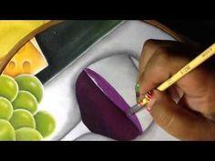 Pintura en tela en este video te enseño a pintar la copa .. no olvides compartir mis videos y suscribirte a mi canal