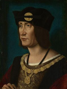 "Jean Perréal (b. after 1450 - d. after 1530), sometimes called Peréal, Johannes Parisienus or Jean De Paris, was a successful portraitist for French Royalty in the first half of the 16th Century, as well as an architect, sculptor and limner of illuminated manuscripts. ~ ""Louis XII, King of France"""