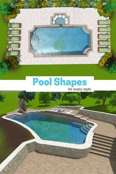 24 Best Carlton Pools Inc Pool Shapes Ideas Pool Shapes Pool Carlton