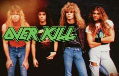 Overkill Band, Thrash Metal, Heavy Metal, Singers, Bands, Punk, Music, Style, Musica