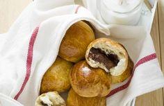 Pancitos al chocolate >>>> http://www.srecepty.es/pancitos-al-chocolate