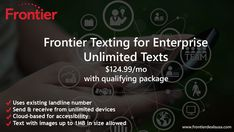 A remarkable 90 percent* of SMS messages are read within three minutes–so don't leave this resource untapped. Get the Enterprise texting plan today to enhance your marketing strategy with advanced features like scheduled texting, group texting, and more. Sms Message, Messages, Cloud Based, Texting, Marketing, Group, How To Plan, Text Messages