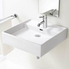 【ヒッツ】リラインス・壁付/置き型洗面器RW101【正規販売代理店】