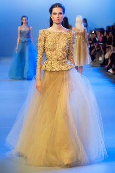 olarudnicka:  Elie Saab S/S 2014, Couture