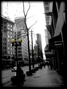 I <3 Downtown Seattle