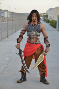 Prince of Persia Warrior Within - Great work dude #princeofpersia #cosplay