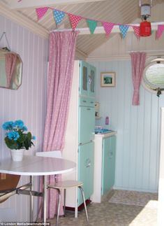 Despite many of the beach huts featuring a bed, kitchenette and storage space, they are no...