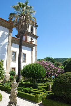 Mateus Palace, Vila Real, Portugal