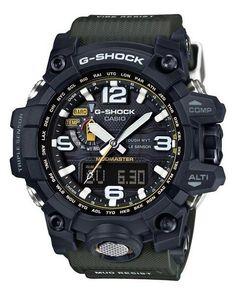G-Shock GWG1000-1A3 Mudmaster Watch