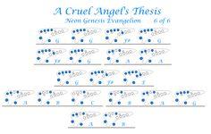 cruel angels thesis neon evangelion genesis
