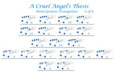 Thesis of cruel angel lyrics