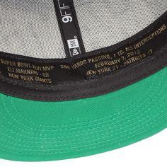 3e47916f6 Eli Manning New York Giants New Era Valued Pin 9FIFTY Adjustable Snapback  Hat - Royal