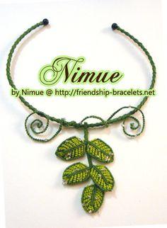 Photo by Nimue - friendship-bracelets.net