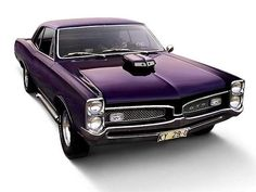 "Dream car alert!!!  Look at that badass car.  Purple GTO featured in the Vin Diesel movie ""XXX"""