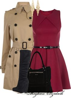 """Wedge boot #1"" by meghanelizabeth13 on Polyvore"