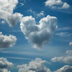 heart in the clouds...