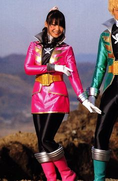Live Action, Power Rangers Poster, Nightingale Armor, Power Rangers Cosplay, Go Busters, Marvel Comic Character, Kamen Rider, Digimon, Cool Girl