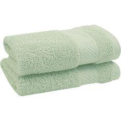 Made Here Towel, Set of 2, Soft Sea