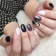 "nailsalon-F on Instagram: "". ABGEL! base coat TOP semihard&matte Co-12M AB BLACK Ac-08G DEEP CRY Da-02M ROYAL PAINT DOUBLE180DX . . #nail #nails #nailsalonf #nailartist #fumi #japan #tokyo #ebisu #ネイル #ネイルサロンF #東京 #恵比寿 #3DNailARTTrainingProgramby3DAttacker #公認マスターアーティスト #DOUBLE180from3DNAILARTTrainingProgramインストラクター #D180トレプロインストラクター #ABGEL #ABconcierge #ABPOLISH #DOUBLE180DX"""
