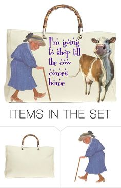 """Gone Shopping"" by sjlew ❤ liked on Polyvore featuring art"