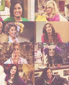 Demi Lovato the sweetest pics are the last two Old Disney Channel Shows, Disney Shows, Demi Lovato, Sonny With A Chance, Somebody To Love, Kim Possible, Sweet Pic, Old Shows, Lizzie Mcguire