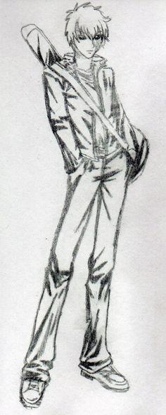anime drawings   anime boy by riarawrs fan art manga anime traditional books novels ...
