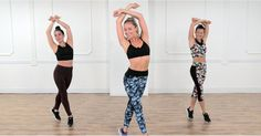 Dance-Cardio Workout | POPSUGAR Fitness