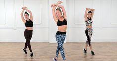 Dance-Cardio Workout | POPSUGAR Fitness