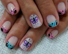 Nail Care, Veronica, Amanda, Nail Designs, Hair Beauty, Nails, Work Nails, Toe Nail Art, Nail Art Tutorials