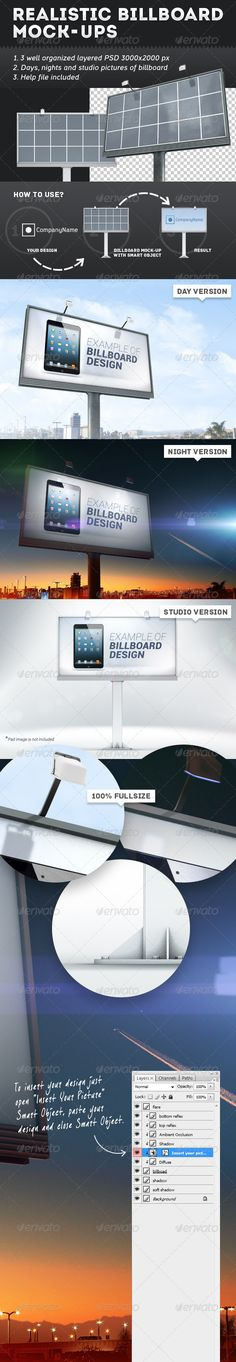 Realistic Billboard Mock-Ups Download: http://graphicriver.net/item/realistic-billboard-mockups/5458404?ref=ksioks