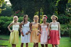 Photoshoot...dresses by Coren Moore