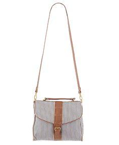 Model Info:          Striped & Leatherette Handbag $20.80. Maybe a good small camera bag for weddings?           Striped & Leatherette Handbag  $20.80