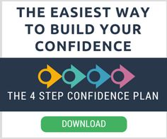 The 4 Step Confidence Plan Download