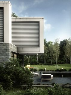 Mix familial & workshop house
