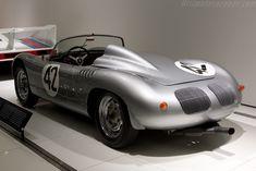 Porsche 718 RS60 - Chassis: 718-043 - Porsche Museum Visit Porsche Motorsport, Porsche 550, Kia Soul, Old Race Cars, Kit Cars, Supercars, Carrera, Hot Rods, Racing