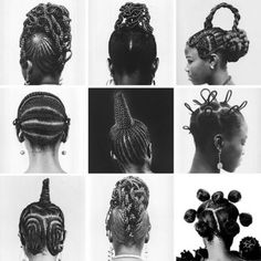Coiffure Afro M.A Culture (Made in Africa) - The Idea of Africa photos de J. Nigerian Braids Hairstyles, Afro Hairstyles, Black Hairstyles, Natural Hair Styles, Short Hair Styles, Traditional Hairstyle, Braids For Black Hair, African American Hairstyles, Hair Pictures