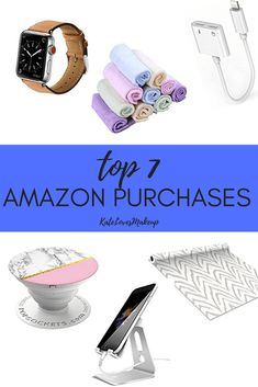Top 7 Amazon Purchas