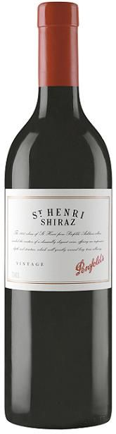 Penfolds St Henri Shiraz 2011 Rating: Outstanding Top vintages: 2010, 2009, 2008, 2006, 2004, 2002, 1999, 1998, 1996, 1994, 1991, 1990, 1989, 1988, 1986, 1983, 1982, 1976, 1971, 1966, 1965, 1964, 1962, 1957 Region: South Australia St Henri was created in the 1950s by John Davoren and nowadays, is a multi-district blend drawing Shiraz from the Barossa Valley, Eden Valley, McClaren Vale, Clare Valley and Langhorne Creek.