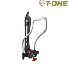 T-One Fit T-BC01 Size Adjustable Bicycle Bottle Cage
